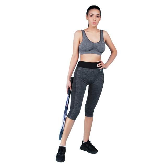 Женские спортивные леггинсы Atlanterra AT-LEG6-01, серый