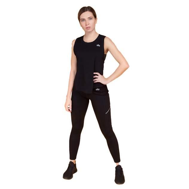 Женские спортивные леггинсы Atlanterra AT-LEG4-05, черный