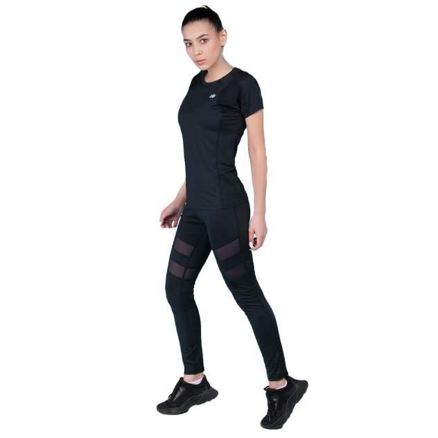 Женские спортивные леггинсы Atlanterra AT-LEG2-05, черный