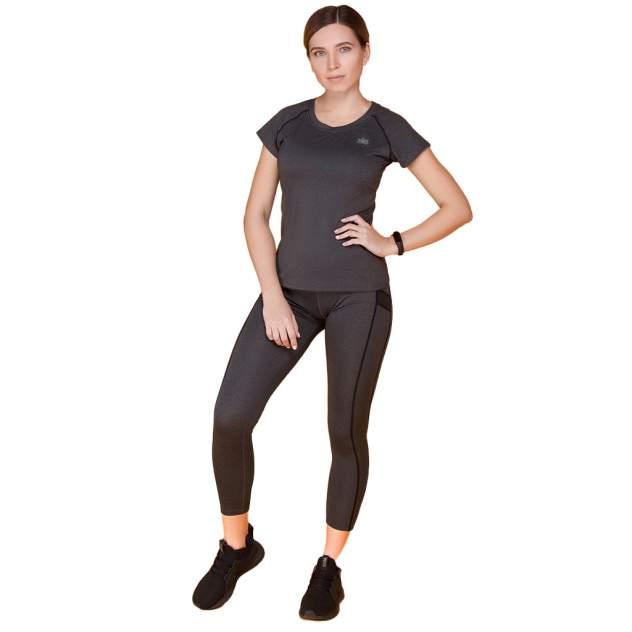 Женские спортивные леггинсы Atlanterra AT-LEG1-01, серый