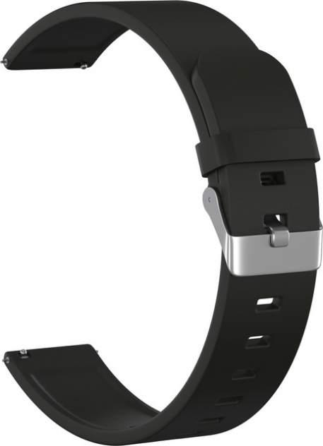 Ремешок для часов GSMIN Elate 22 для GearS3/GalaxyWatch(46mm) Черный