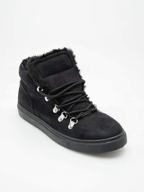Ботинки женские ТВОЕ A6983 черные 40