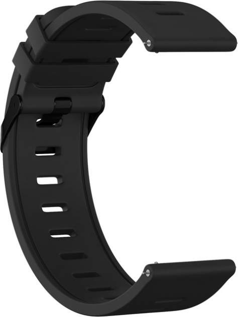 Ремешок для часов GSMIN Blow 22 для GearS3/GalaxyWatch(46mm) Черный