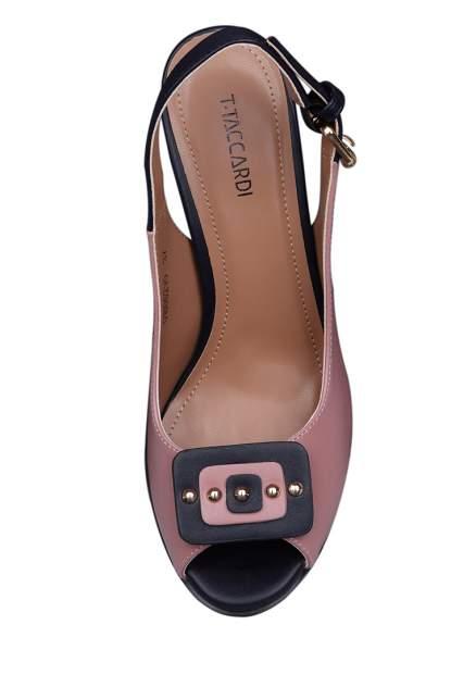 Туфли женские T.Taccardi 018062V0 розовые 35 RU
