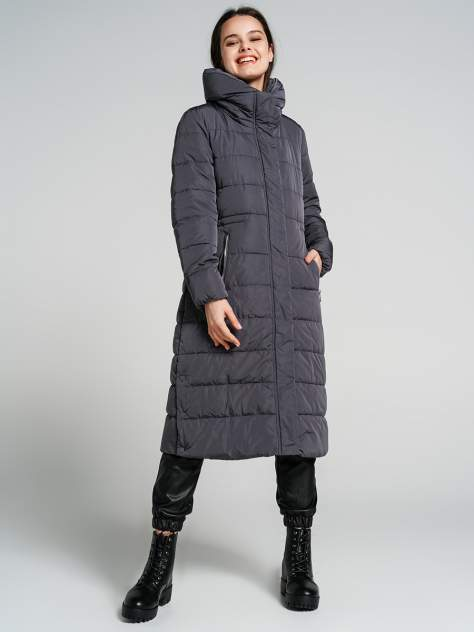 Пуховик женский ТВОЕ A6562 серый XL