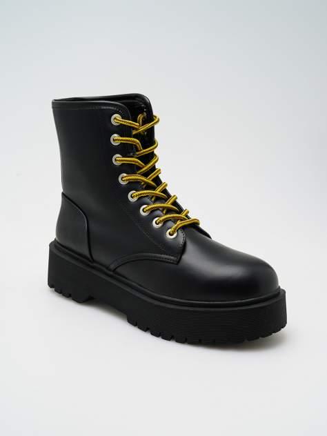 Ботинки женские ТВОЕ A6975 черные 40
