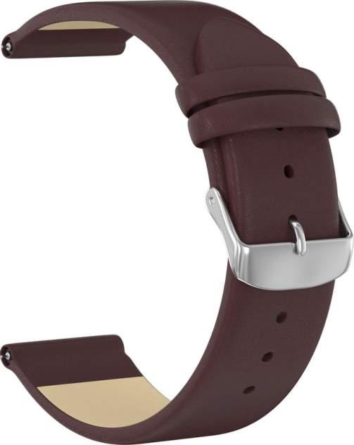 Ремешок для часов GSMIN Esquire 22 для GearS3/GalaxyWatch(46mm) Коричневый
