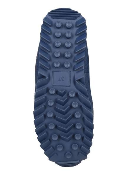 Угги женские T.Taccardi 01607250 синие 38 RU