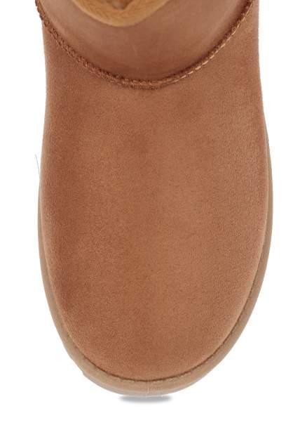 Угги женские T.Taccardi 01607030 коричневые 37 RU