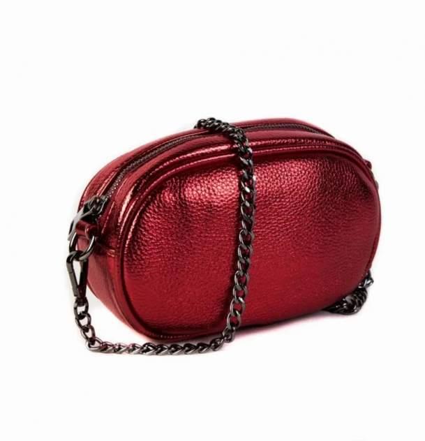 Поясная сумка женская Fuzi house DC809 красная