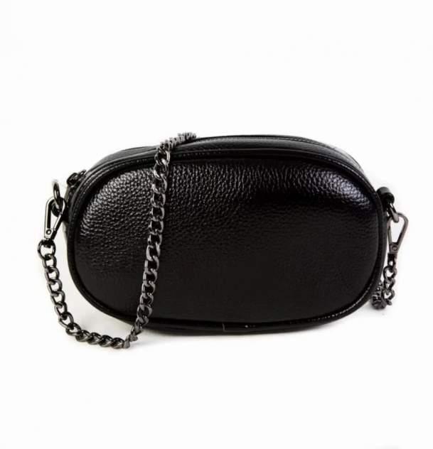 Поясная сумка женская Fuzi house DC809 черная