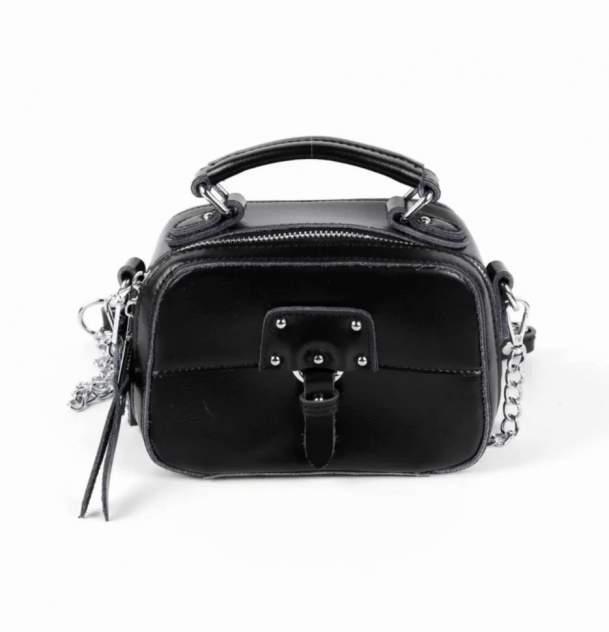 Поясная сумка женская Fuzi house D-1918 черная
