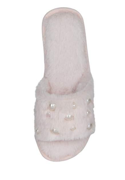 Домашние тапочки женские T.Taccardi 01106000 розовые 36 RU