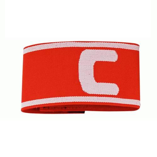 Повязка капитанская Torres, -, красный, синтетика