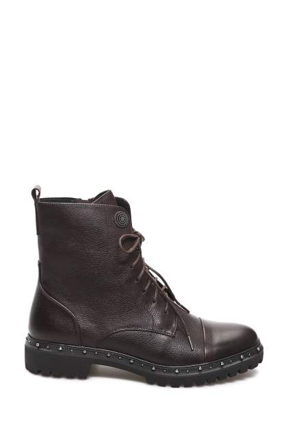 Ботинки женские El Tempo WAN28_WAN1-N16-C80 бордовые 36 RU