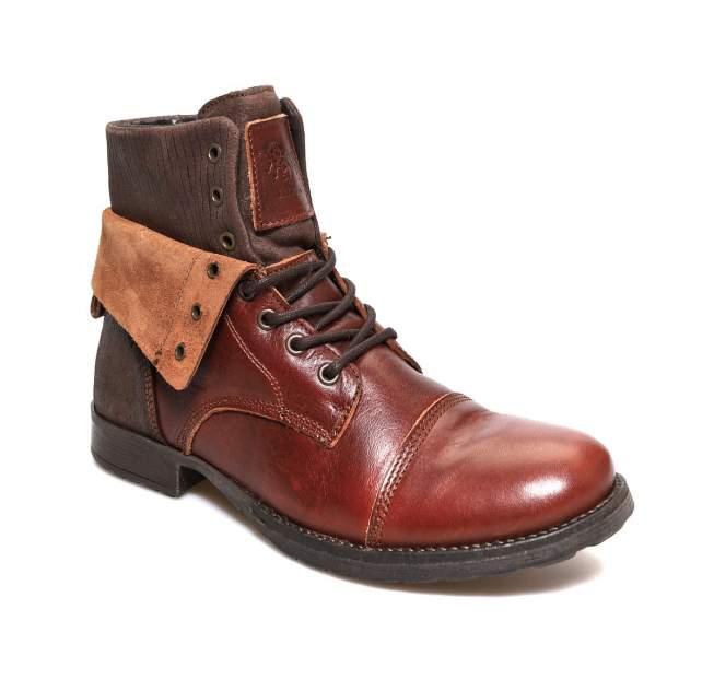Мужские ботинки El Tempo PFS6_R585, бордовый