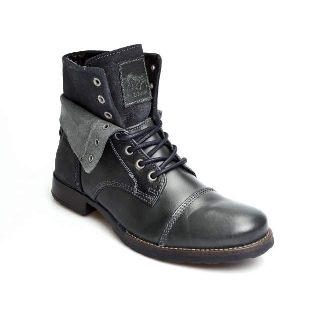 Мужские ботинки El Tempo PFS6_R585, черный