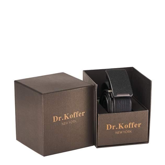 Ремень мужской Dr.Koffer R075-115-228-04 черный 115