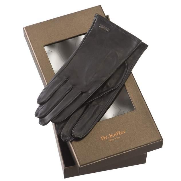 Перчатки женские Dr.Koffer H650268-41-04 черные 8