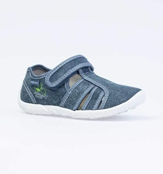 Текстильная обувь для мальчиков Котофей, цв. синий, р-р 30 421059-11_30