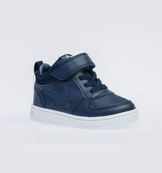 Ботинки для мальчиков Котофей, цв. синий, р-р 28 354052-21_28