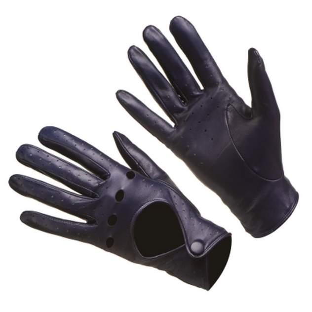 Перчатки женские Dr.Koffer H640106-41-60 синие 6.5