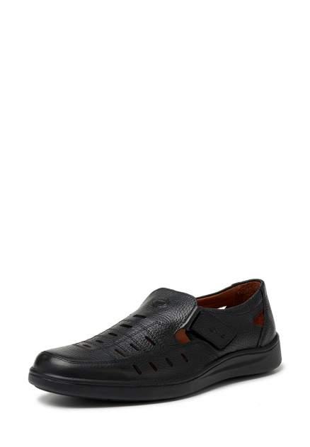 Мужские сандалии Alessio Nesca 111092, черный