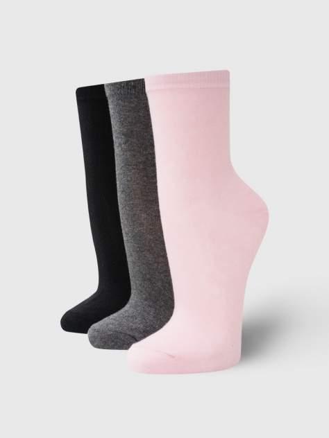 Набор носков женских ТВОЕ A7167 разноцветных ONE SIZE