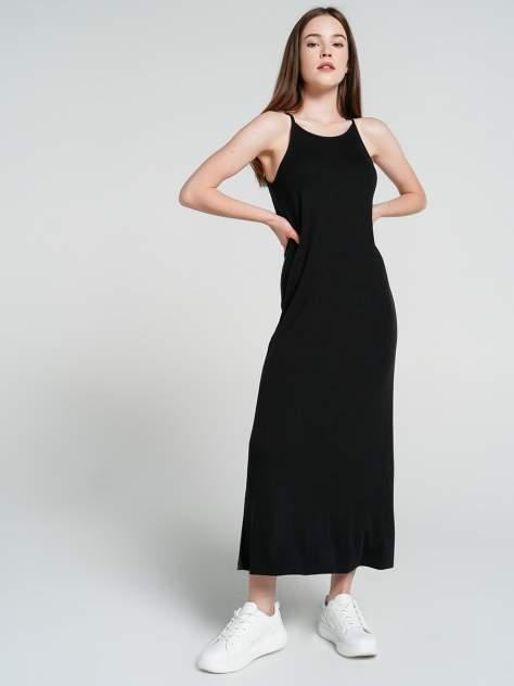 Платье-майка женское ТВОЕ 71231 черное XL