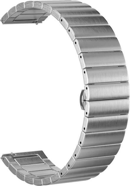 Ремешок для часов GSMIN Steel Collection 22 для GearS3/GalaxyWatch(46mm) Металлик