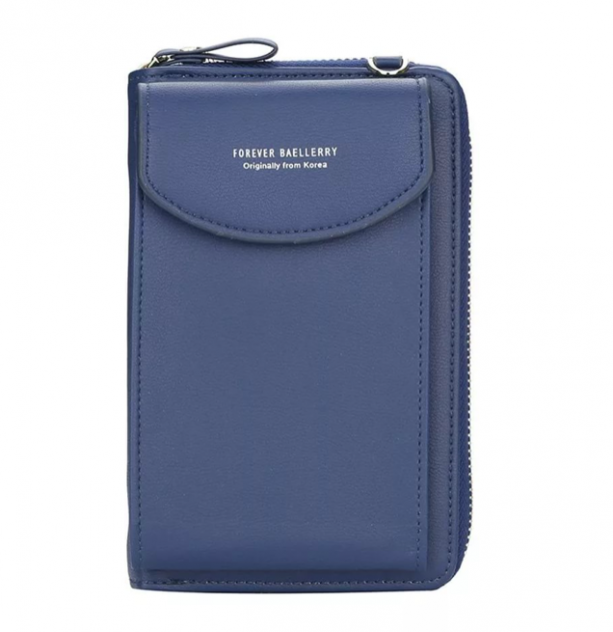 Сумка-портмоне женское Baellerry Forever синяя