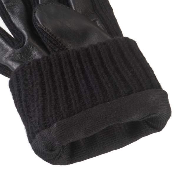 Перчатки мужские Dr.Koffer H720019-41-04 черные