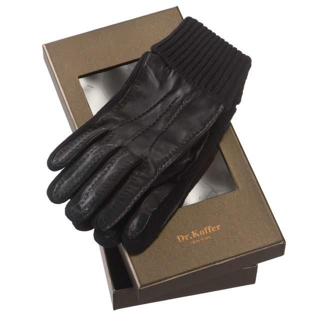 Мужские перчатки Dr.Koffer H720019-41-04, черный