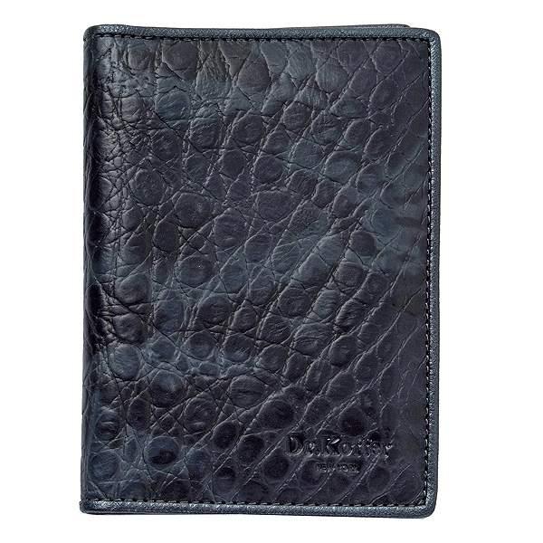 Обложка для паспорта Dr.Koffer X510130-25-04 черная