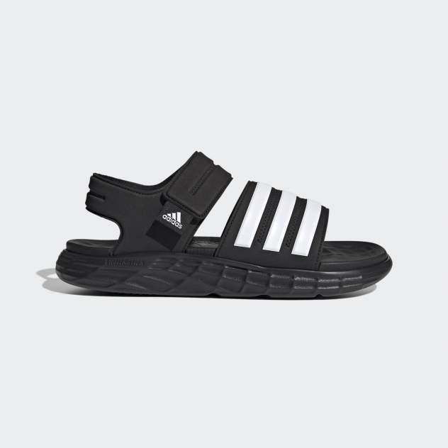 Сандалии мужские Adidas Duramo Sl Sandal черные 10 UK
