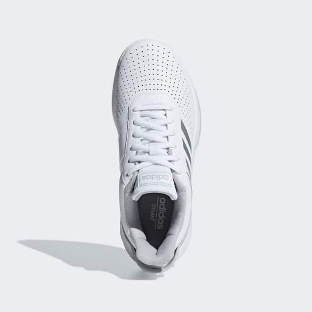 Кроссовки женские Adidas Courtsmash белые 6 UK