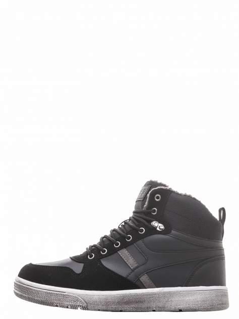 Кроссовки мужские PULSE 64-02MV-008SW черные 43 RU