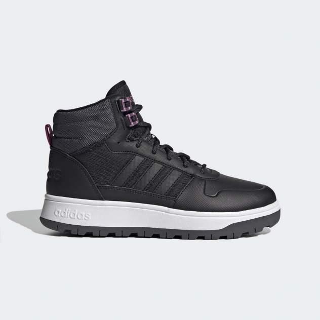 Кроссовки женские Adidas Blizzare Chemet, черный