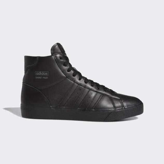 Кеды мужские Adidas Basket Profi, черный