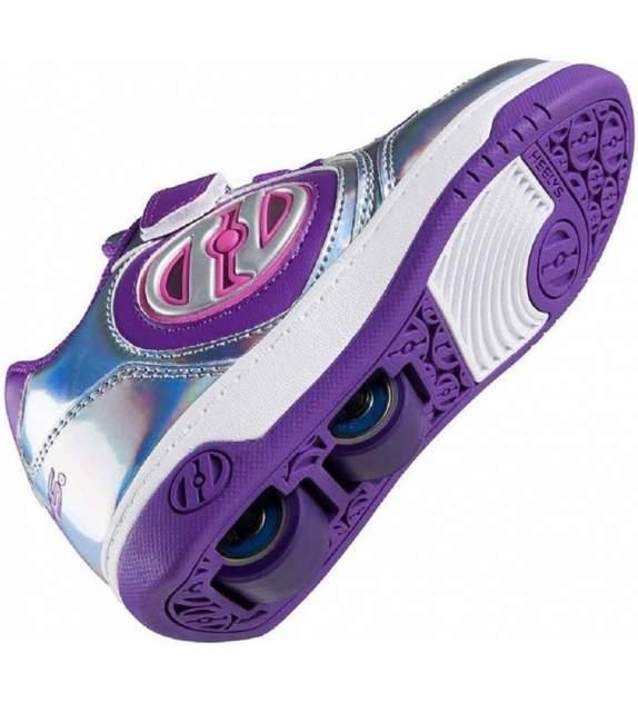 Роликовые кроссовки Heelys HE100012 PLUS X2 фиолетовый размер 13C