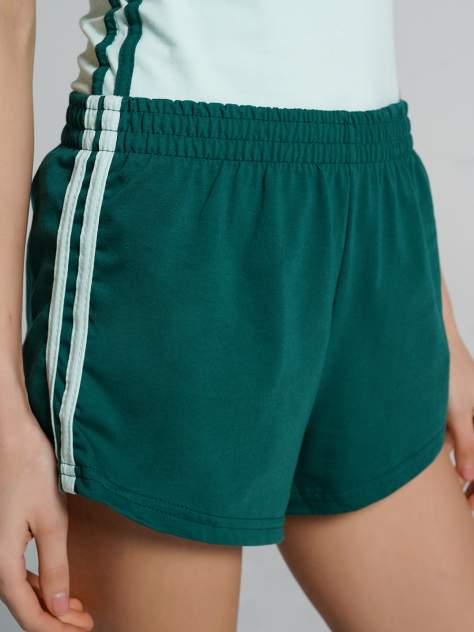 Спортивные шорты женские ТВОЕ 78785 зеленые M