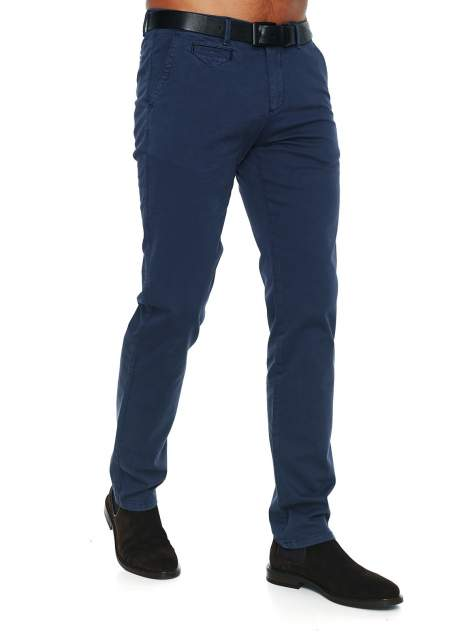 Брюки мужские чинос Westranger прямые WP2-20-022 синие; фиолетовые 46/32