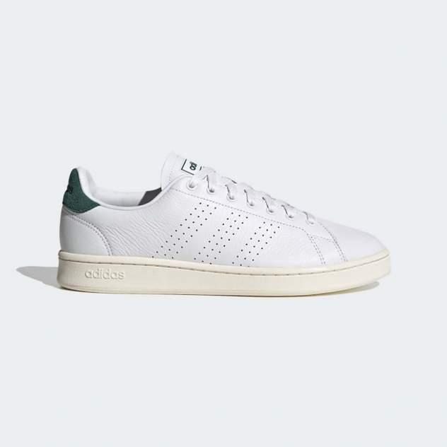 Кеды мужские Adidas ADVANTAGE, белый