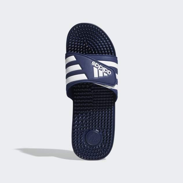 Шлепанцы мужские Adidas Adissage синие 7 UK