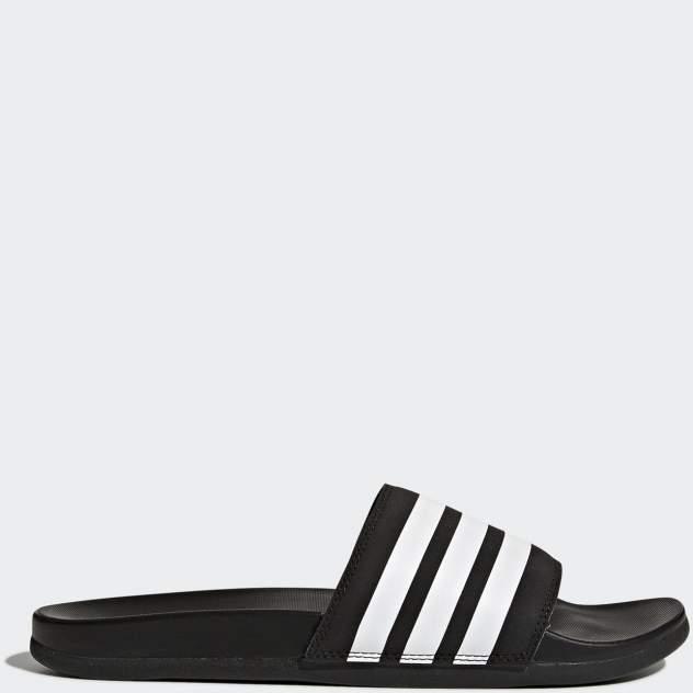 Шлепанцы мужские Adidas Adilette Comfort черные 10 UK