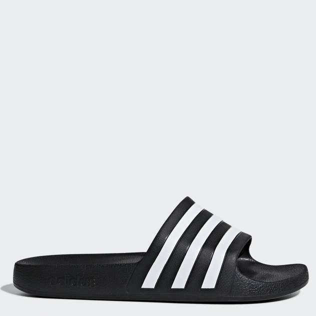 Шлепанцы мужские Adidas Adilette Aqua, черный