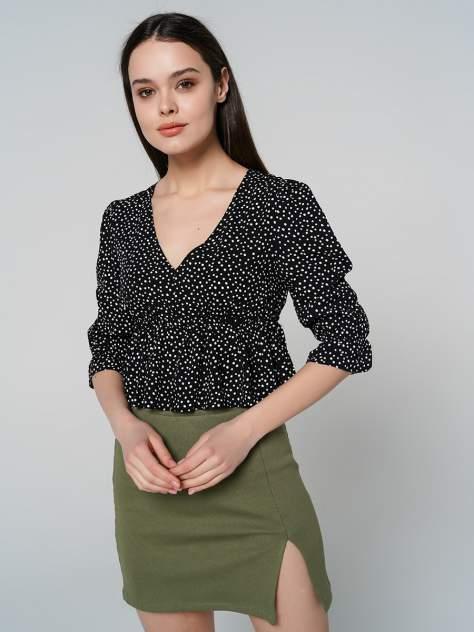 Рубашка женская ТВОЕ A7713 черная M