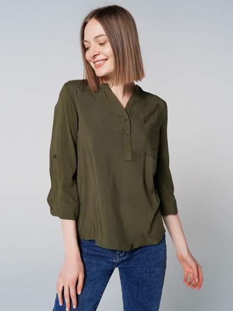 Женская рубашка ТВОЕ A7195, хаки