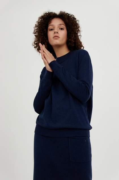 Джемпер женский Finn Flare A20-11100, синий