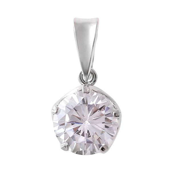 Подвеска женская Balex Jewellery 3503553114 из серебра, фианит